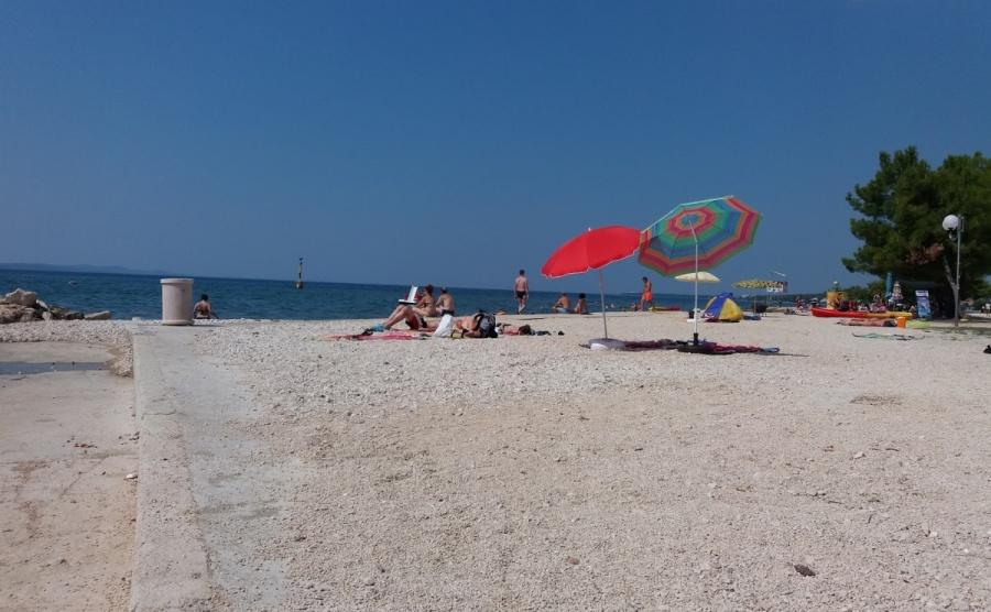 Skala zadar fkk punta FKK Plaža