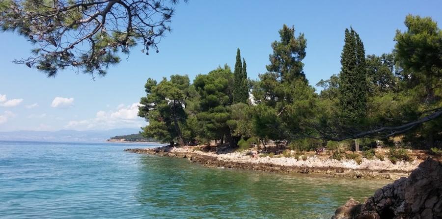 Kroatien fkk krk strände Strände der